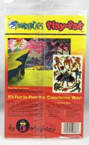 Thundercats (Cosmocats) - Colorforms Play-Pak (Autocollants repositionnables)
