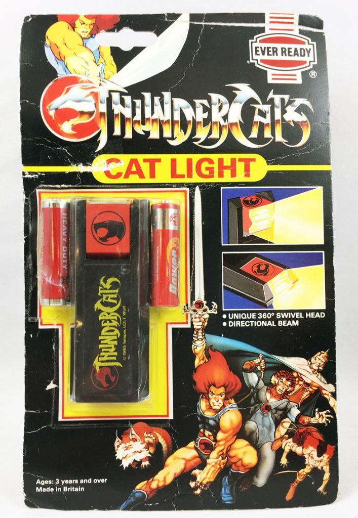 Thundercats (Cosmocats) - Ever Ready - Cat Light (Lampe de Poche)