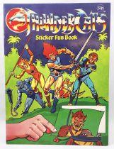 Thundercats (Cosmocats) - Grandreams - Sticker Fun Book #2