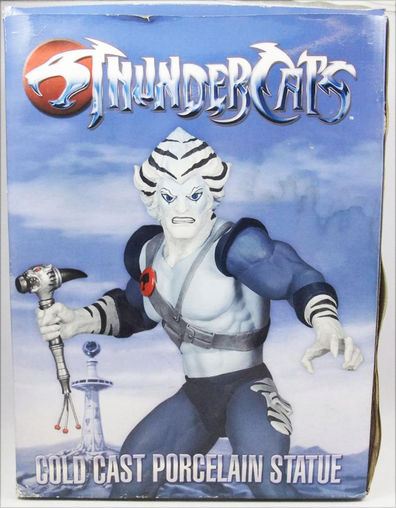 Thundercats (Cosmocats) - Hard Hero Cold Cast Porcelain Statue - Bengali