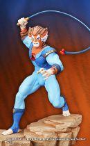 Thundercats (Cosmocats) - Hard Hero Cold Cast Porcelain Statue - Tygra / Tigro