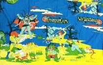 Thundercats (Cosmocats) - Housse de Couette (180x140cm)