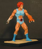 Thundercats (Cosmocats) - Icon Heroes Mini-Statue - Lion-O / Starlion (SDCC 2010 Exclusive)