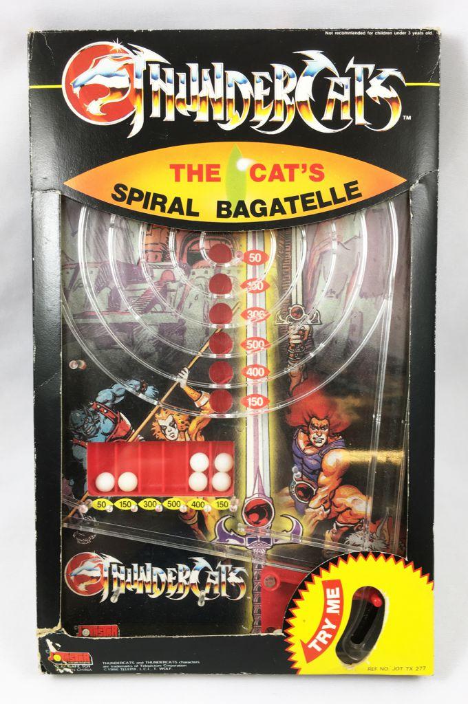 Thundercats (Cosmocats) - Jotastar -  The Cat\'s Spiral Bagatelle