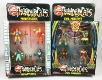 Thundercats (Cosmocats) - Kidworks - Thundercats & Evil Mutant Miniature Gift Sets