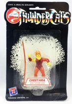 Thundercats (Cosmocats) - Kidworks (Unitoys) Miniatures - Cheetara / Félibelle (neuve sous blister)