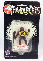 Thundercats (Cosmocats) - Kidworks (Unitoys) Miniatures - Jackalman / Chacalo (neuve sous blister)