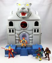 Thundercats (Cosmocats) - Kidworks Miniatures - Cat\'s Lair (occasion)