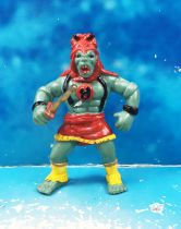 Thundercats (Cosmocats) - Kidworks Miniatures - Mumm-Ra (occasion complète)