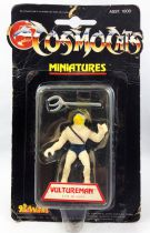 Thundercats (Cosmocats) - Kidworks Miniatures - Vultureman (mint on card)