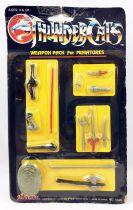 Thundercats (Cosmocats) - Kidworks Miniatures - Weapon Pack (neuve sous blister)