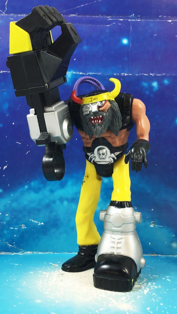 Thundercats (Cosmocats) - LJN - Berserker Hammerhand (loose)