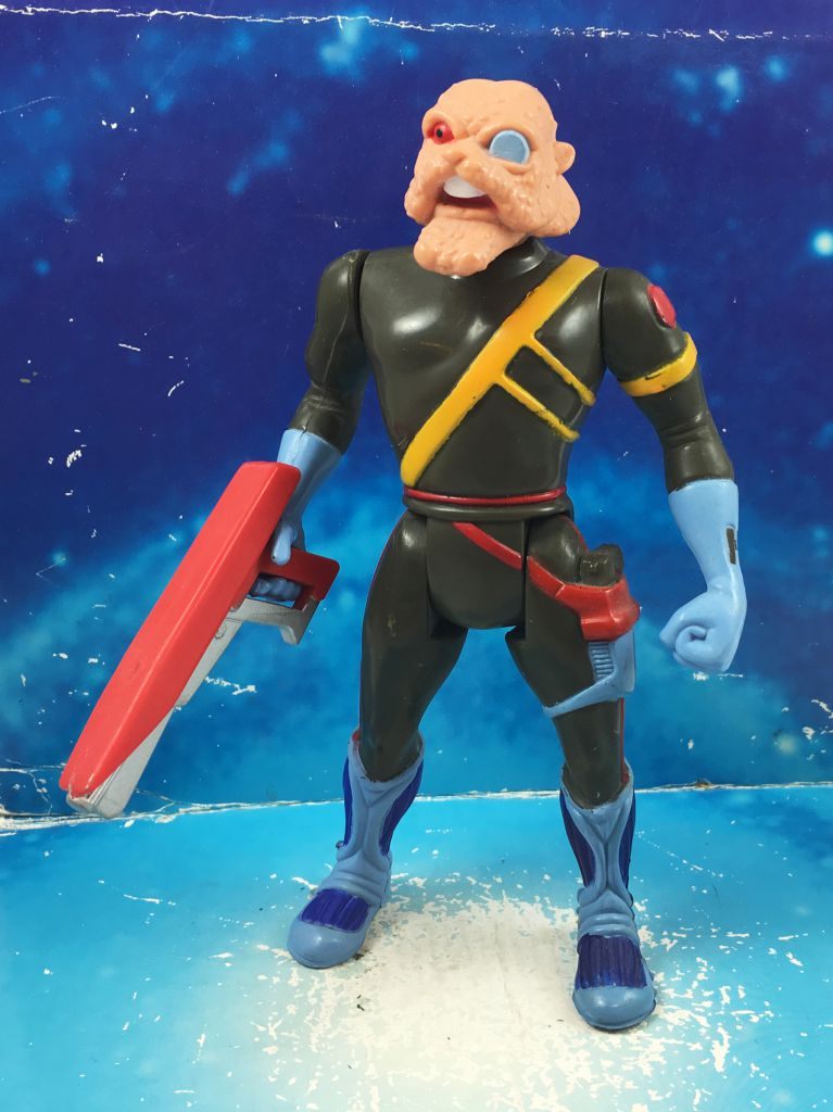 Thundercats (Cosmocats) - LJN - Captain Shiner (loose)