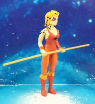 Thundercats (Cosmocats) - LJN - Cheetara / Félibelle (clear version) Loose