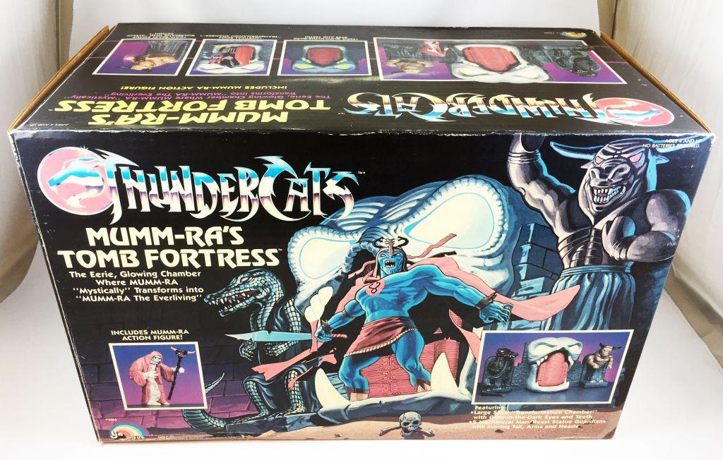 Thundercats (Cosmocats) - LJN - Mumm-Ra\'s Tomb Fortress (occasion en boite)