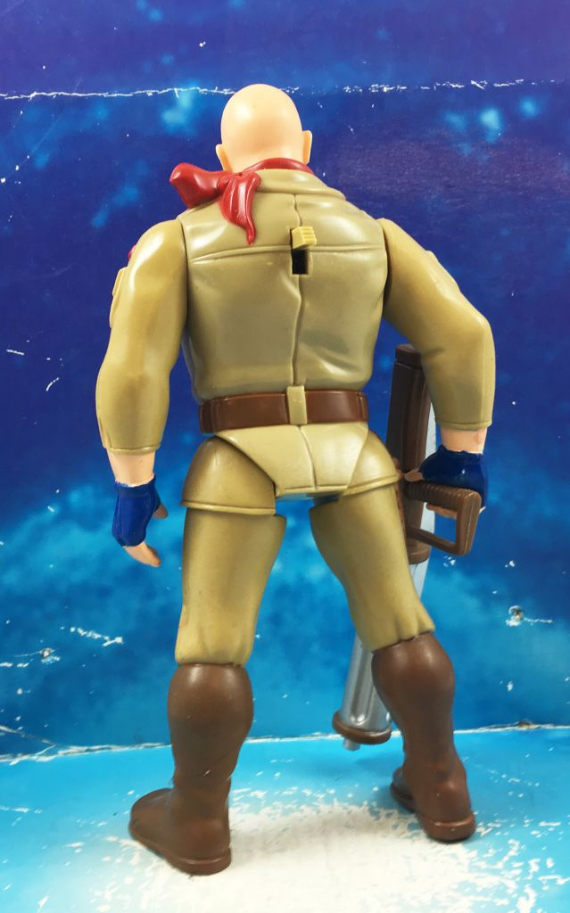 Thundercats (Cosmocats) - LJN - Safari Joe (loose)