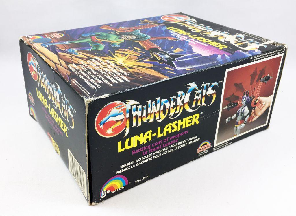 Thundercats (Cosmocats) - LJN (Grand Toys) - Luna-Lasher (occasion en boite)