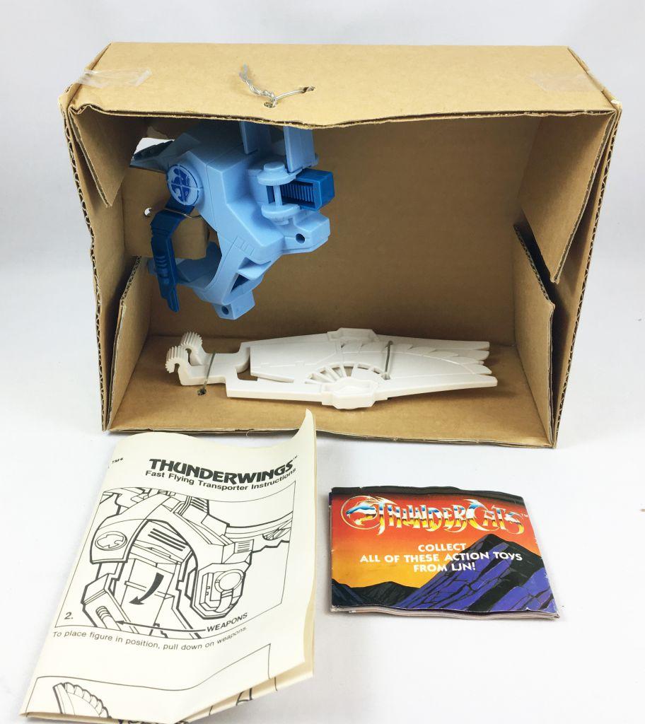 Thundercats (Cosmocats) - LJN (Rainbow Toys) - Thunderwings (neuve en boite)