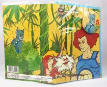 Thundercats (Cosmocats) - Lot de 3 Cartes d\'Anniversaire (Gemma Design Ltd 1988)