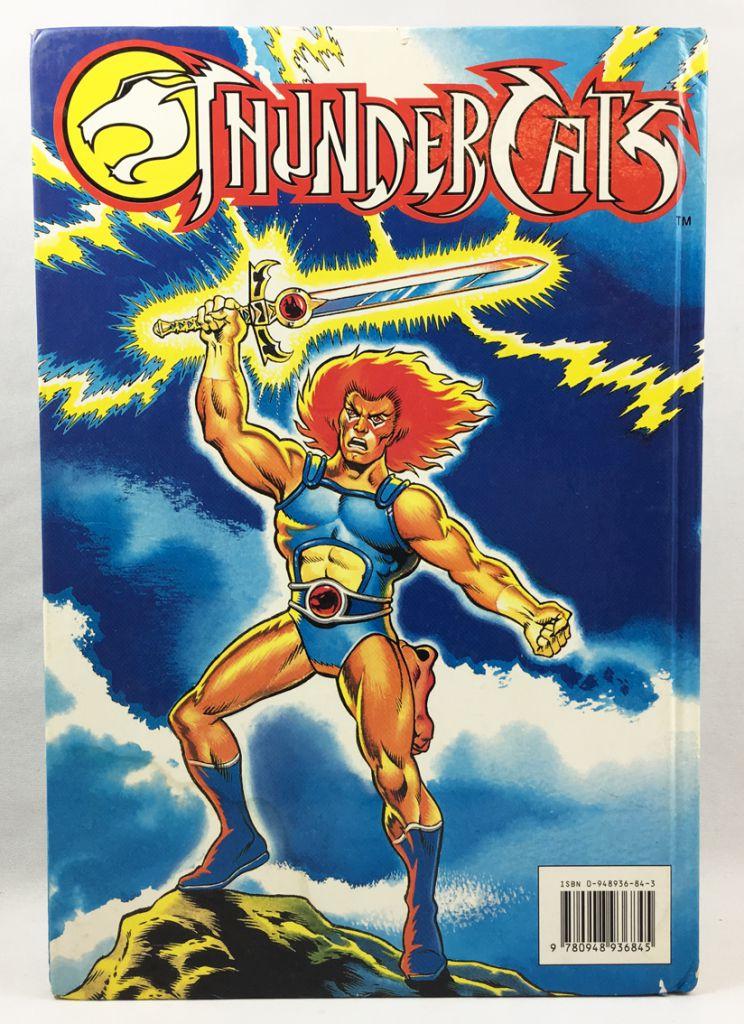 Thundercats (Cosmocats) - Marvel Comics Annual 1989