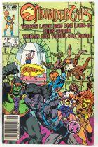 Thundercats (Cosmocats) - Marvel Comics Vol. 1 n°5  (Août 1986)