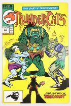 Thundercats (Cosmocats) - Marvel Star Comics Vol. 1 n°21 (Mars 1988)