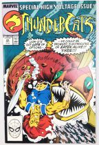 Thundercats (Cosmocats) - Marvel Star Comics Vol. 1 n°23  (Mai 1988)