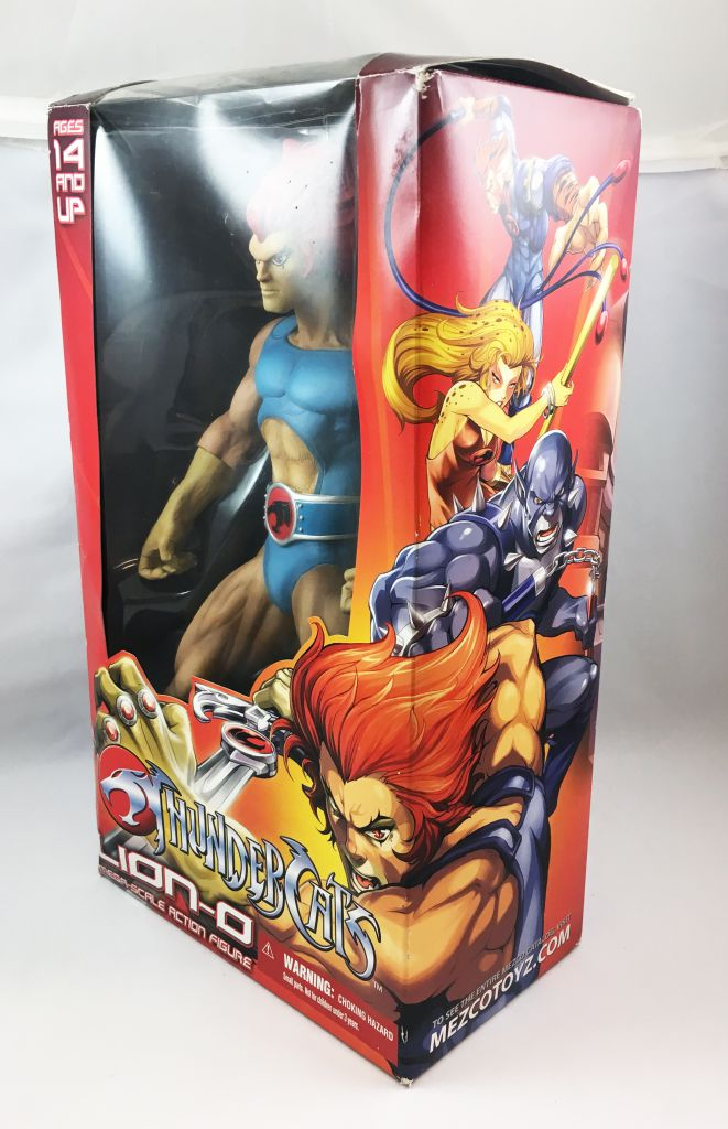 Thundercats (Cosmocats) - Mezco - Lion-O (Starlion) Figurine 35cm