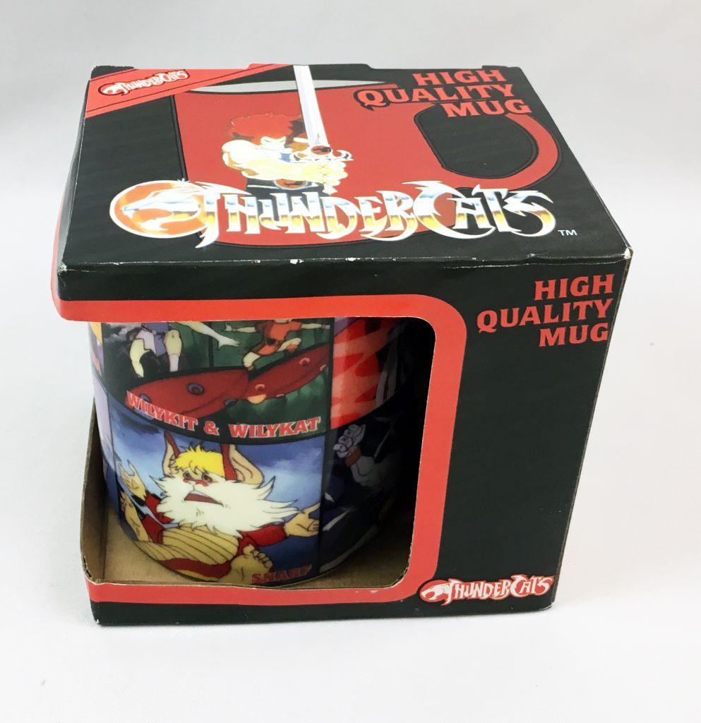 Thundercats (Cosmocats) - Mug - Thundercats Characters