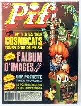 Thundercats (Cosmocats) - Pif Gadet n°939