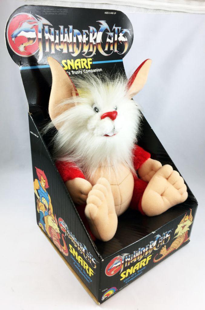 Thundercats (Cosmocats) - Poupée Peluche - Snarf (neuve en boite)