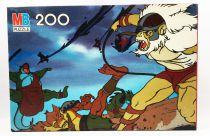 Thundercats (Cosmocats) - Puzzle MB 200 pièces - Les Mutants (ref.4577-4)
