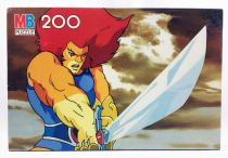 Thundercats (Cosmocats) - Puzzle MB 200 pièces - Lion-O / Starlion (ref.4577-1)