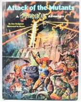 Thundercats (Cosmocats) - Random House 1985 - Attack of the Mutants (Story Book)