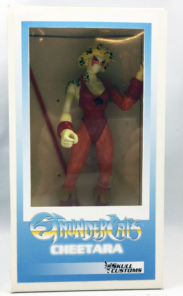 Thundercats (Cosmocats) - Skull Customs - Cheetara