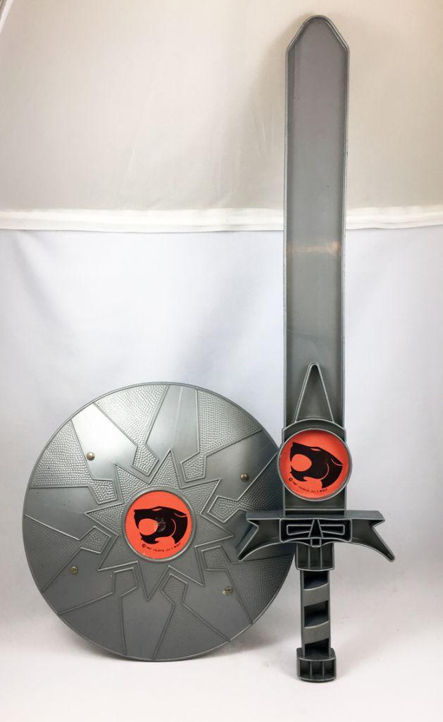 Thundercats (Cosmocats) - Toysa (Colombie) - Bouclier & Epée d\'Omens (Shield  & Sword of Omens)
