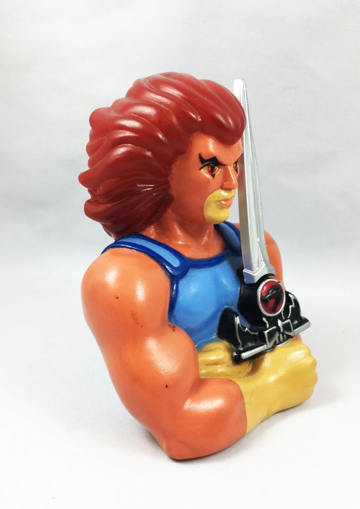 Thundercats (Cosmocats) - Vinyl Money Bank (Tirelire) - Lion-O / Starlion (15cm)