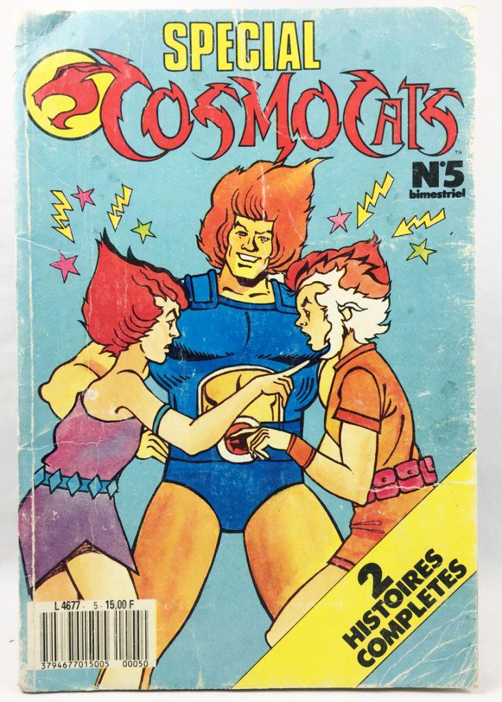 Thundercats (Special) - NERI Comics n°5 (Bimonthly)