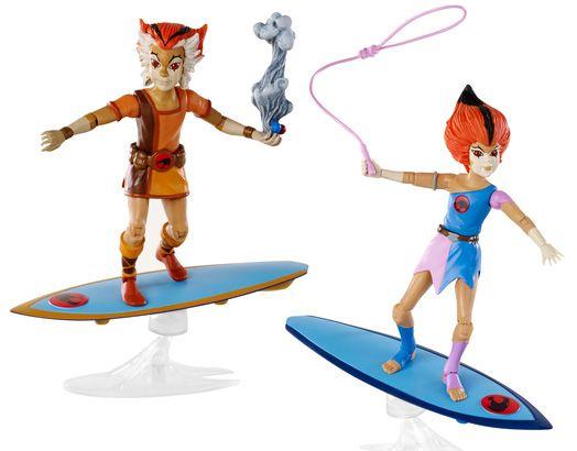 Thundercats Classics (Mattel) - Wilykit & Wilykat