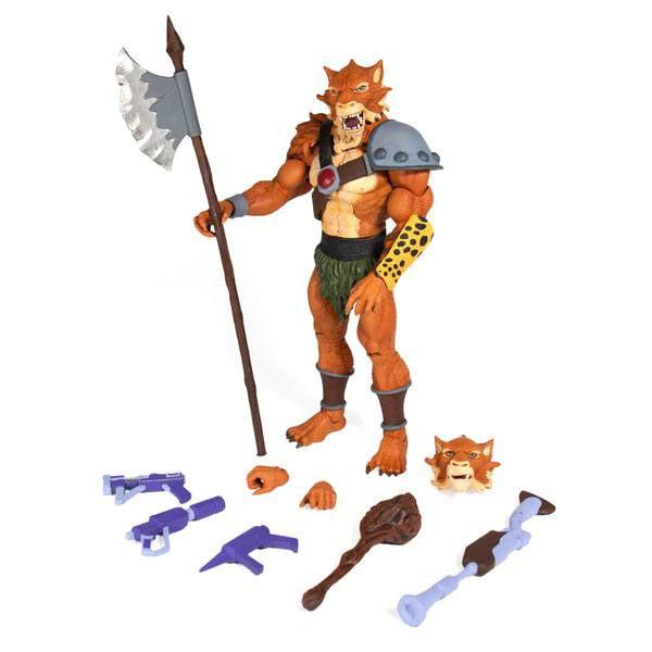 Thundercats Classics (Super7) - Jackalman