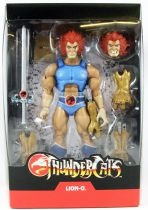 Thundercats Ultimates (Super7) - Lion-O