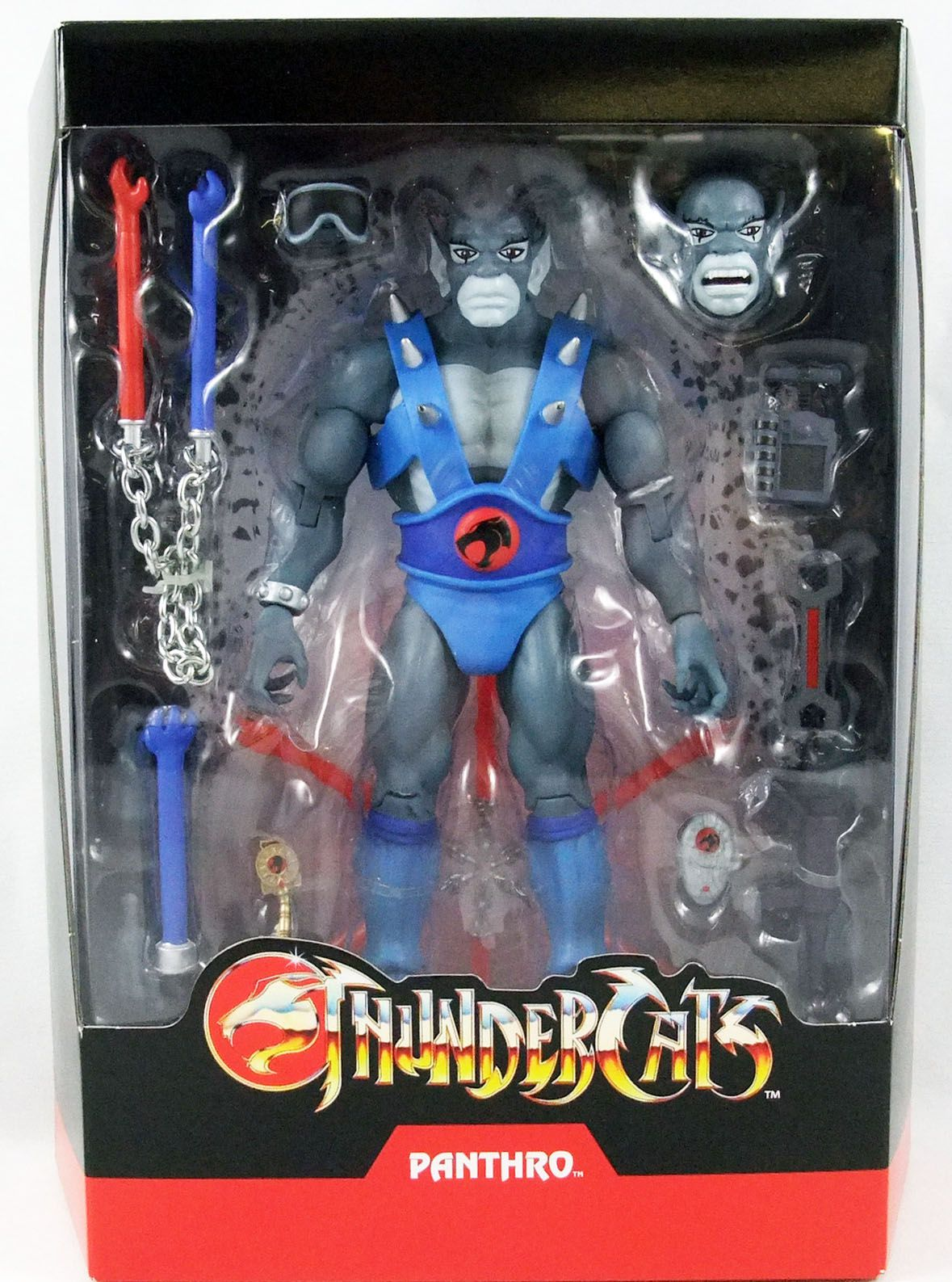 Thundercats Ultimates (Super7) - Panthro