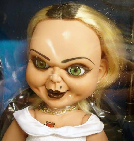 Tiffany Bride Of Chucky Sideshow 18 Dolls