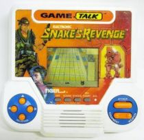 Tiger - Handheld Game -  Metal Gear Snake\'s Revenge