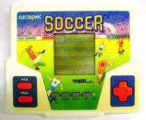 Tiger - Handheld Game - Soccer