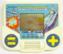 Tiger - Handheld Game - Sub Wars