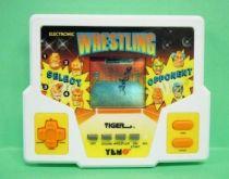 Tiger - Handheld Game - Wrestling