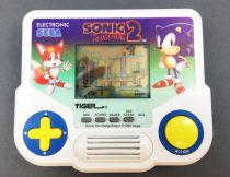 Tiger Electronic - Handheld Game -  Sonic 2 (1992)