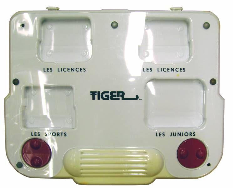 Tiger Electronic - Handheld Game - 4 Games Store Display