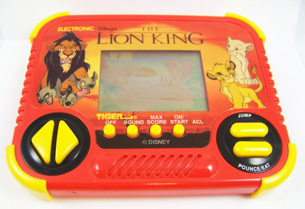 Tiger Electronic - Handheld Game - Le Roi Lion 02